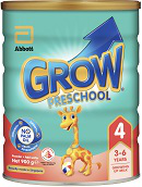GROW Preschool Stage 4